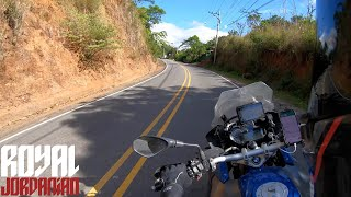Touring Costa Rica on a BMW R1200 GS