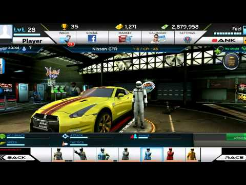 Dubai Racing Gameplay Trailer HD