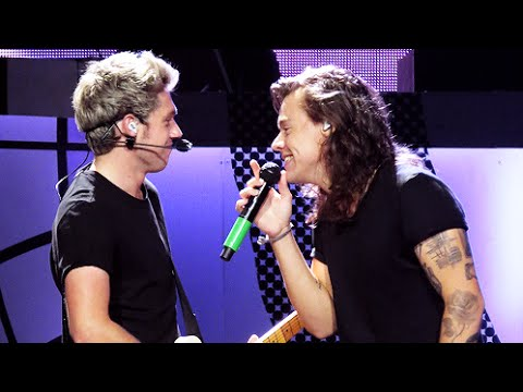 Niall and Harry (Narry) - I'd Go With You Anywhere