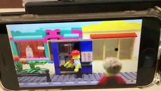 레고 에니메이션(자판기…