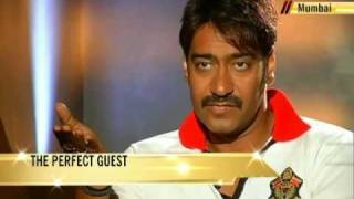 ajay devgn the perfect guest