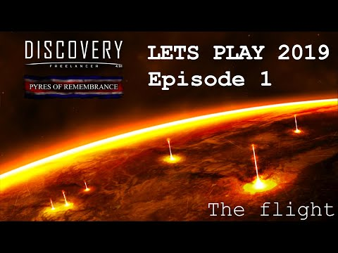 Let'sPlay Discovery Freelancer 2019 - The Journey Begins (Ep 1)