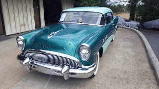 FOR SALE!  1954 Buick Special Hardtop