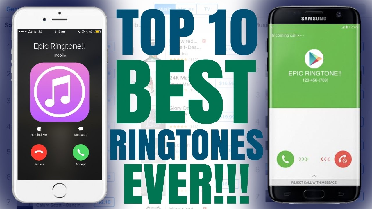 Ringtones collection for iphone ring tone download | apps | 148apps.