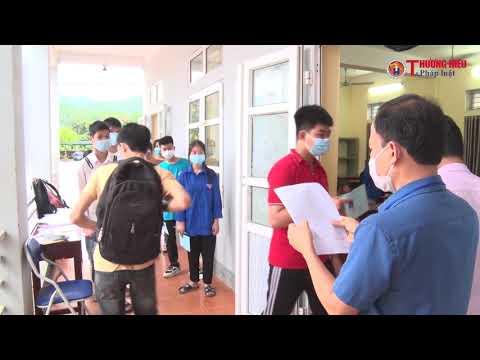 Phú Thọ Trên 14000 thí sinh dự thi tuyển sinh lớp 10