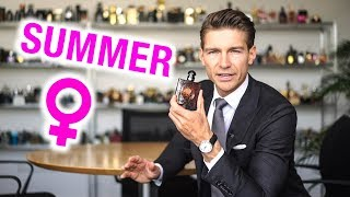 Top 10 Best Summer Perfumes for Women 2019