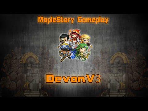 Aries - Maplestory Gameplay