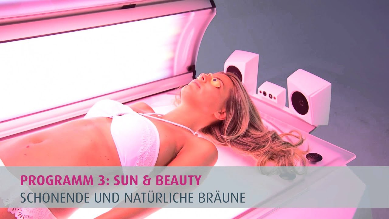 ERGOLINE BALANCE 770 BEAUTY SELECT MIT COLLAGENLICHT (Studioversion 2 / Deutsch)