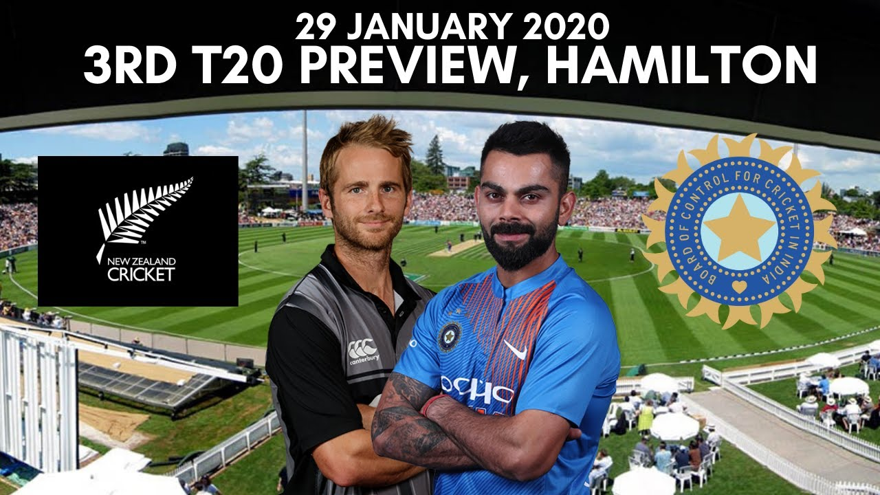India vs New Zealand Super Over Video 3rd T20I in Hamilton - Full ...