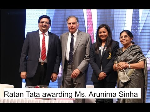 Ratan Tata celebrating World Disability Day with Ratna Nidhi Trust