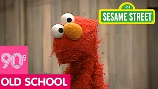Sesame Street: Elmo Plays the Statue Game (Freeze Dance)