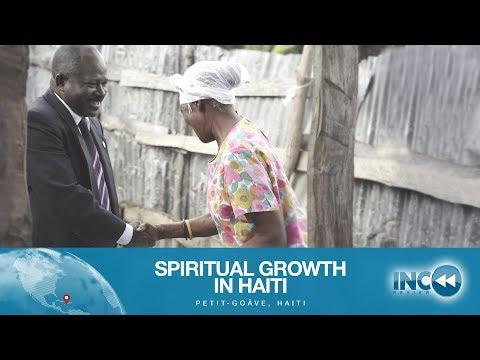 Spiritual Growth In Haiti | INC Review