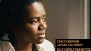 Tracy Chapman - Speak the Word (2000)