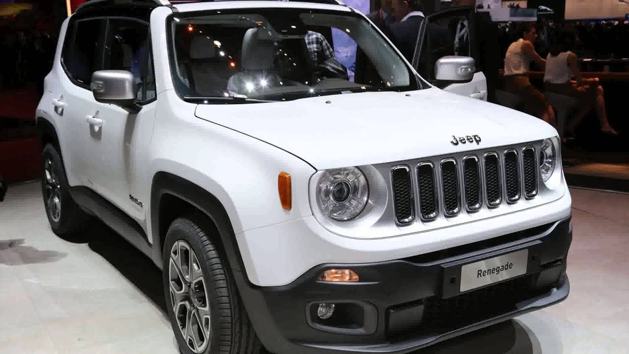 2015 model jeep renegade with my sky youtube. Black Bedroom Furniture Sets. Home Design Ideas