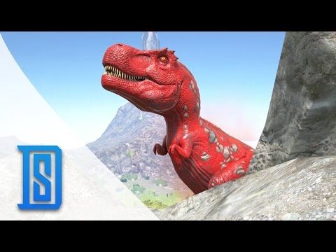 Ark Survival Evolved - Season 2-29- Killing Alpha Rex/Finding Castles