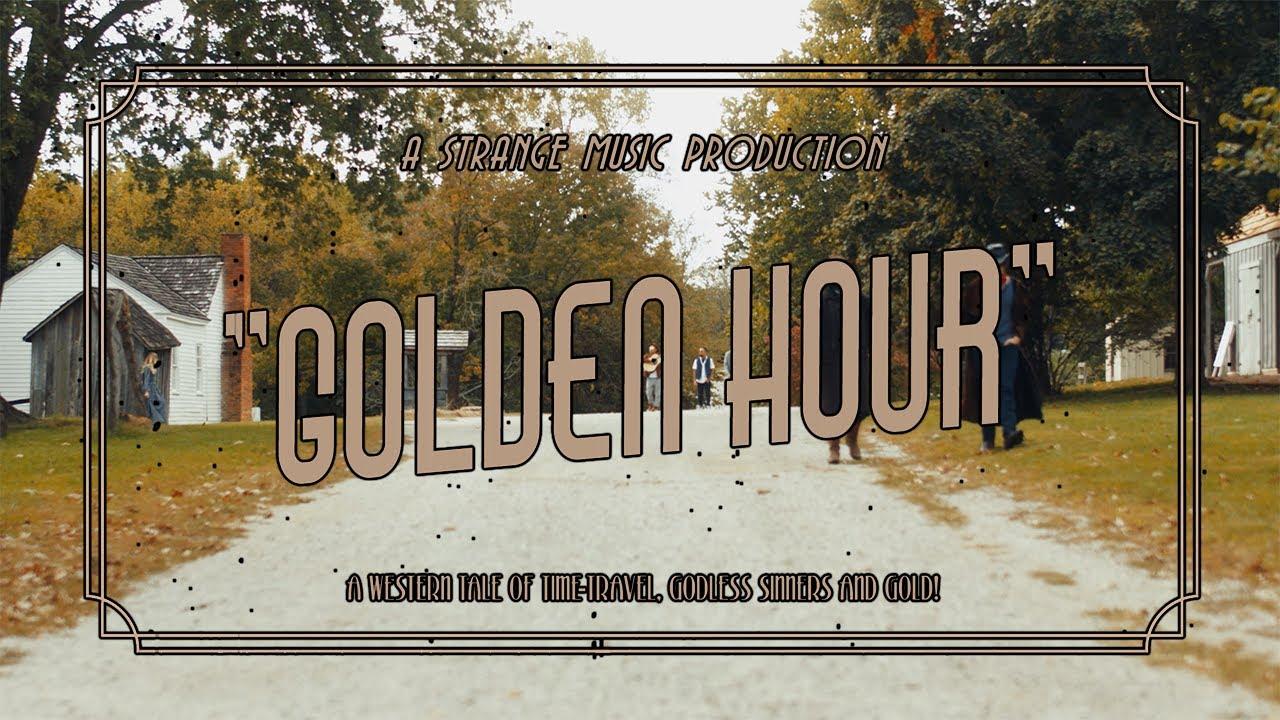 Golden Hour (Official Music Video)