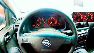 Opel Astra не работат спидометр