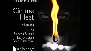Distant People Feat Nicole Mitchell - Gimme Heat (Original)