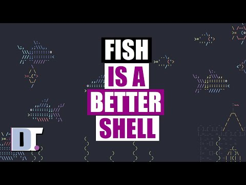 Fish Is A Modern Shell For The Sophisticated User