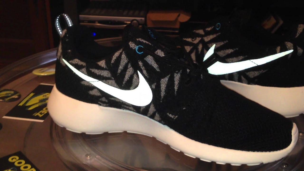 4f9756af68347  Nike Nike N7 Roshe Run (Women s) for  mmmt88 - Pendleton Wool   Black -  Marissa s kicks - 10-26-13