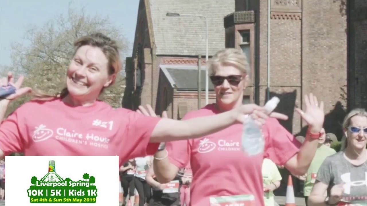 2018 John West Liverpool Spring 10k | 5k | Kids 1k