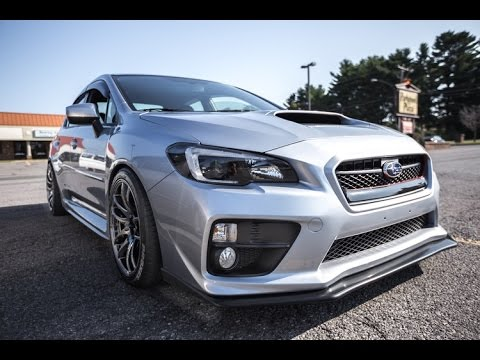 2015 2016 subaru wrx sti exhaust sounds youtube. Black Bedroom Furniture Sets. Home Design Ideas
