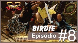 Street Fighter 5 - Modo Historia Individual - Ep #8