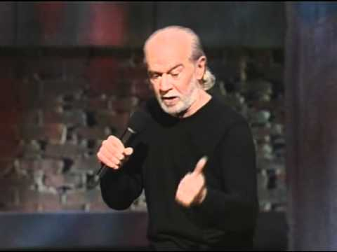 George Carlin: You have to be realistic about Terrorism :)