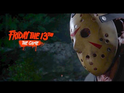 FRIDAY THE 13TH Game Trailer Tommy Jarvis Poster