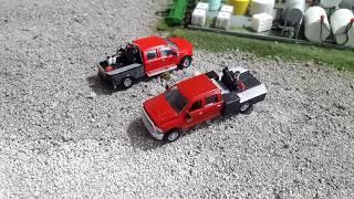 1/64 custom Dodge Ram service truck.