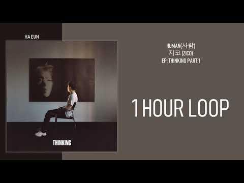 [1 시간 / 1 HOUR LOOP] 지코 (ZICO) - HUMAN (사람)