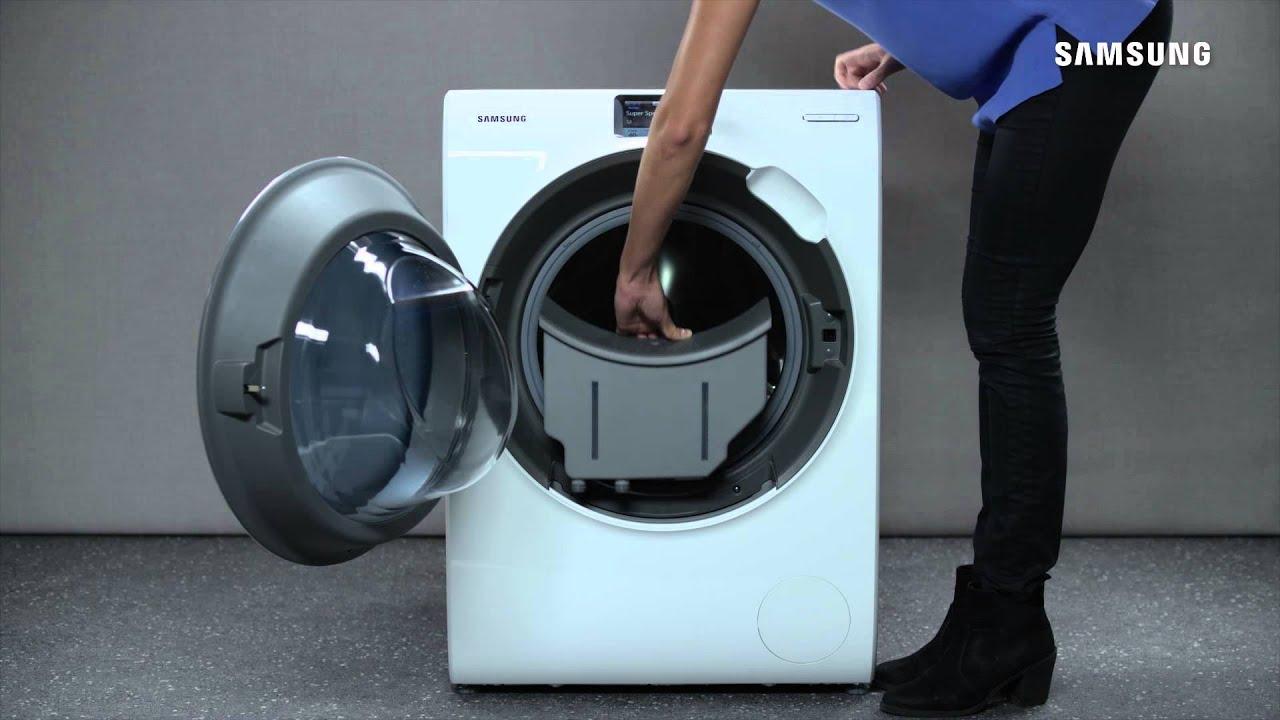 how to video comment utiliser le dosage automatique de d tergent sur la machine laver youtube. Black Bedroom Furniture Sets. Home Design Ideas
