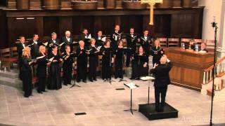 Virginia Chorale - Padre Pio's Prayer (James MacMillan)