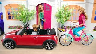 Barbie doll Dream House Evening Routine boneka Barbie Rumah impian boneca Barbie Casa