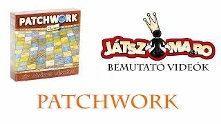 Patchwork bemutató