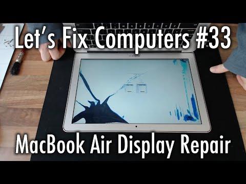 LFC#33 - MacBook Air Display Repair