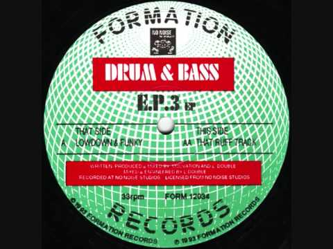 Drum + Bass - Lowdown & Funky (Formation Records)