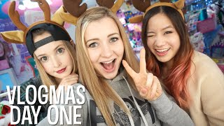 Shinjuku x Harajuku Girls Date! [VLOGMAS in JAPAN DAY 1]