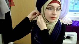 Hijab Tutorial: Turban wrap in Different ways
