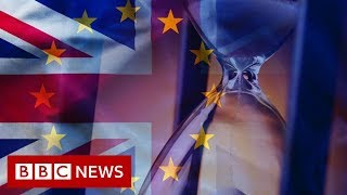 Brexit: What happened on Monday? - BBC News