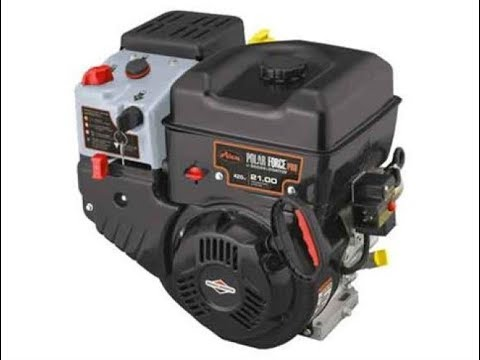 How to replace a fuel shut off valve on a Briggs & Stratton snowblower  engine