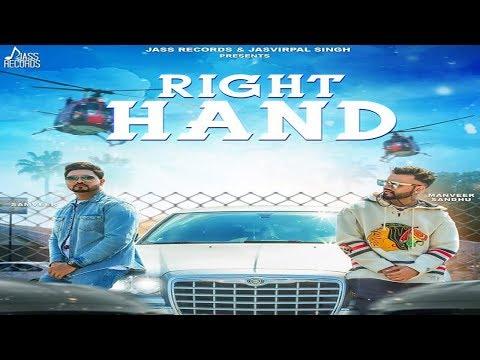 Right Hand   (Full HD)   Manveer Ft. Samveer   New Punjabi Songs 2018   Jass Records