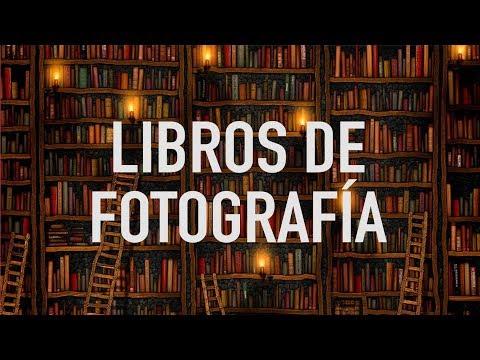 Libros de fotografía recomendados