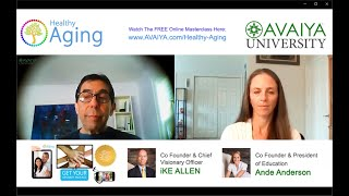 Natural Parkinson's Support: Healthy Aging Masterclass with Michael Edson