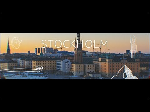 AWS Stockholm Summit May 2018 Keynote