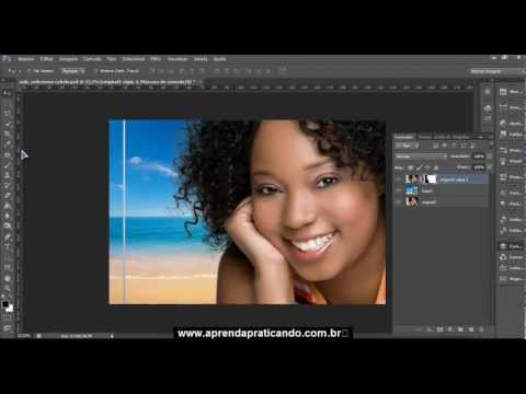 Removendo fundo dificil com Photoshop CS6 sem Plugin - AULA 1 HD