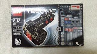 Lego Technic: Unboxing Rare Set 8287 (Contains 5292 RC Motor) thumbnail