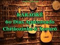 Karaoke 60 Dias Apaixonado Chitãozinho E Xororó mp3