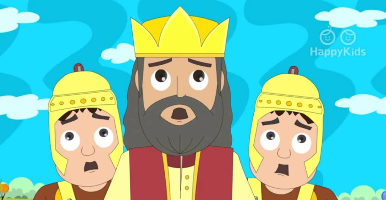 David and Goliath Bible Stories For Children - YouTube
