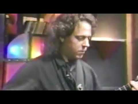 David Torn - New visions (interview & performance) (1987)